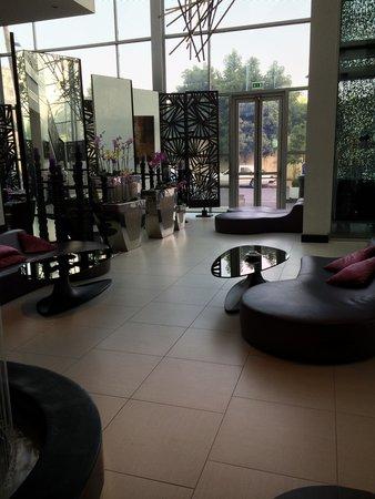Sofitel Casablanca Tour Blanche: lobby