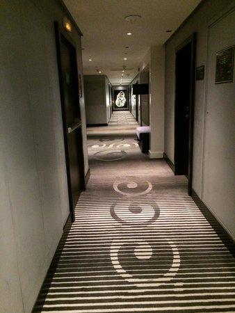 Sofitel Casablanca Tour Blanche: habitaciones