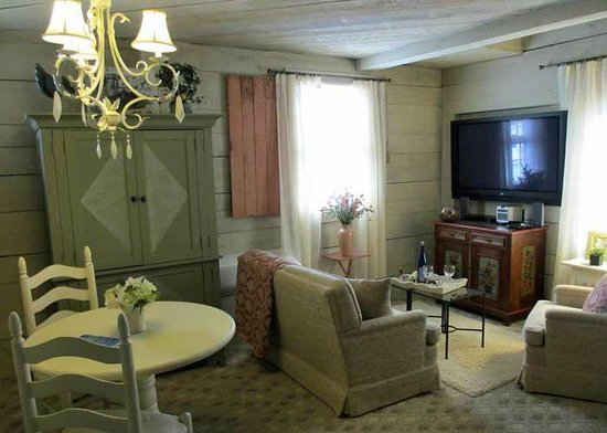 1777 Americana Inn Bed & Breakfast: Tranquility Cottage