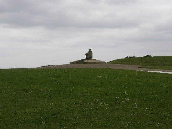 Battle of Britain Memorial: Lone crewman