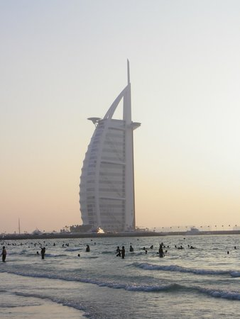 Burj al-Arab : Burj-al-Arab