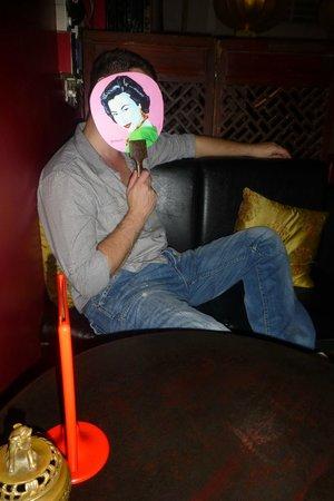 Miss Wong Cocktail Bar : A rich Wong