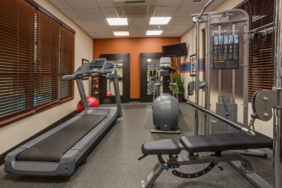 Hampton Inn & Suites Macon I-75 North: Fitness Center