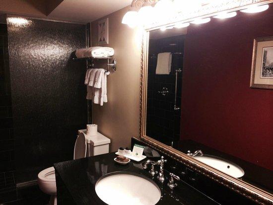 Bourbon Orleans Hotel: Baño