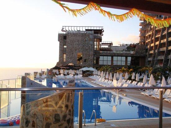 Gloria Palace Amadores Thalasso & Hotel: Piscina principal Gloria Palace Amadores