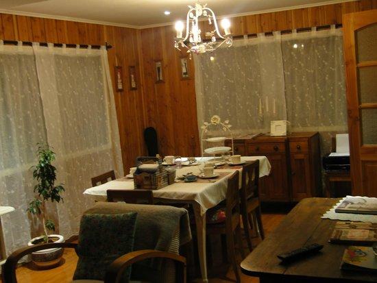 Suenos de Sur: mais uma da sala de jantar