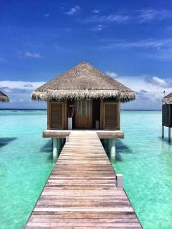 LUX* South Ari Atoll: Massage room LUX Me Spa