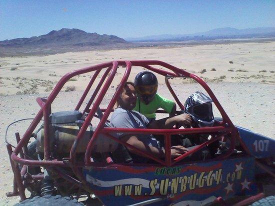 Sun Buggy & ATV Fun Rentals: Sunbuggy in the desert