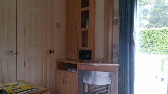 Les Ormes, Domaine & Resort : 3 bed 1 bath classic plus Living area