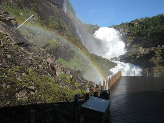 The Flam Railway : 5 Minute Stop
