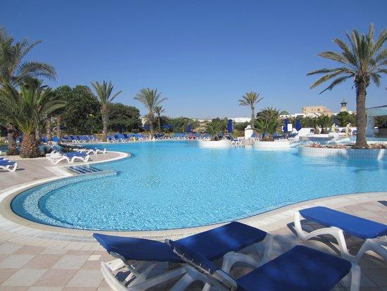 Saphir Palace & Spa : zwembad