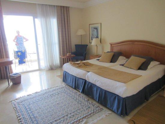 Saphir Palace & Spa : slaapkamer