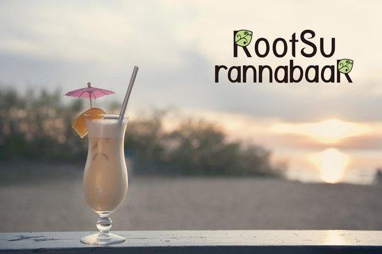 Rootsu Rannabaar: View