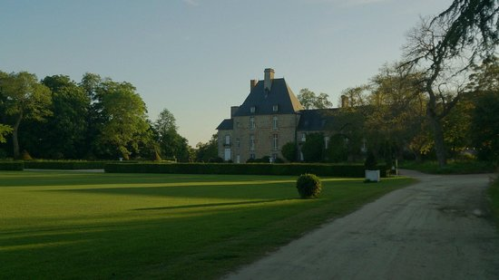 Les Ormes, Domaine & Resort : The grounds