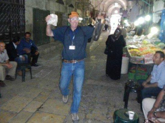 Israel Private Tours: Falafels and Bagels in Jerusalem
