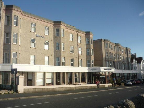 Bay Beresford Hotel: hotel bay beresford