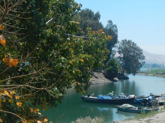 Israel Private Tours: Jordan River