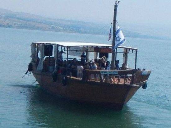 Israel Private Tours: Sea of Galilee