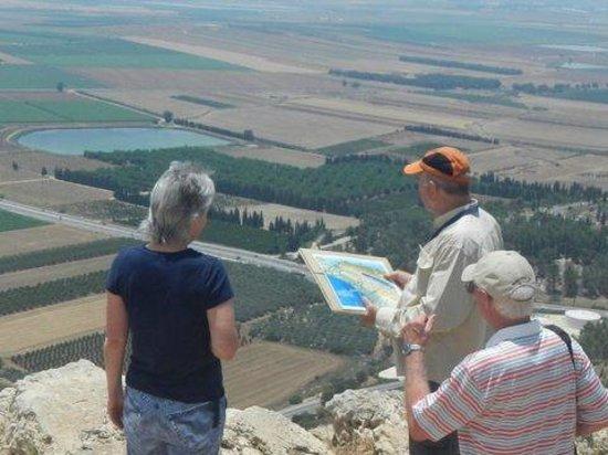 Israel Private Tours: Mt. Precipice