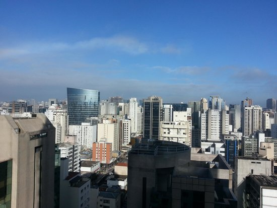 Staybridge Suites Sao Paulo: cant beat the view