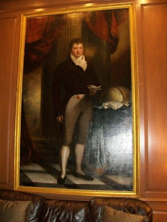 Carolina History & Haunts: Portrait in the