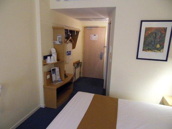 Holiday Inn Express Arras: 215