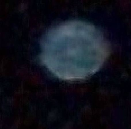 Carolina History & Haunts: Up close orb. What do you see