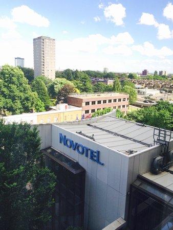 Novotel London West: Vue
