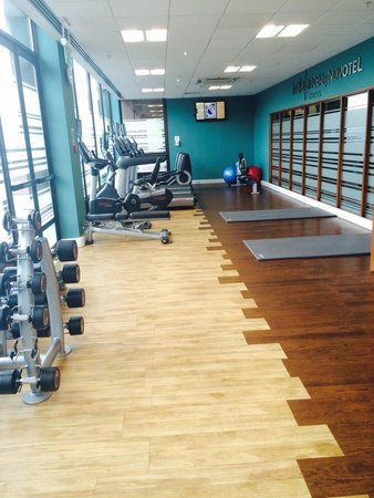 Novotel London West : Gym