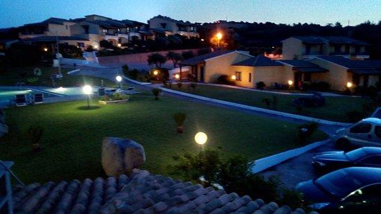 Hotel Porto Pozzo: vista stanza n°2