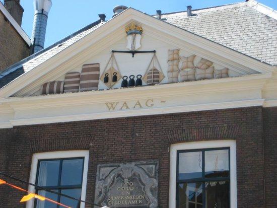 Restaurant & Eetcafe De Waag: Restaurant De Waag