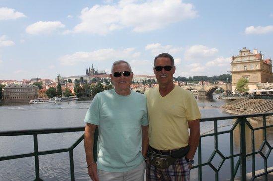 Prague4gay: Wes & Pete