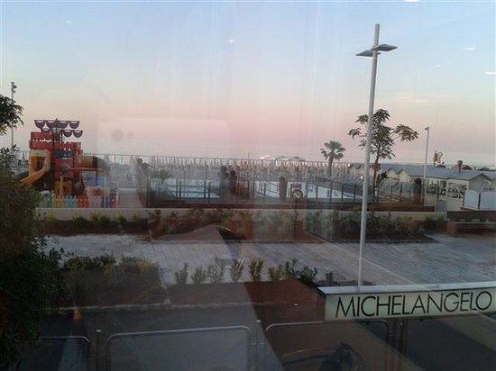 Hotel Michelangelo : vista ristorante