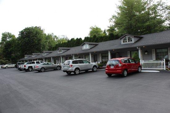 Azalea Garden Inn : Hotel