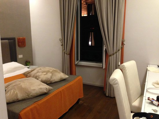 Roma Boutique Hotel: Room view