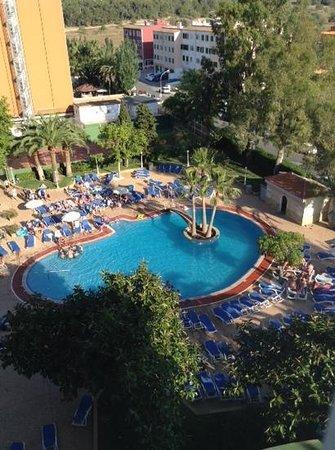 HSM Atlantic Park: pool area