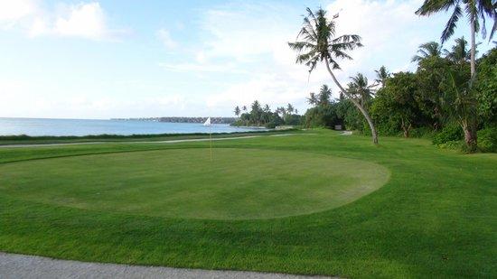 Shangri-La's Villingili Resort and Spa Maldives : Golf