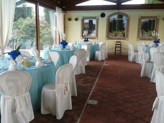 Villa Francesca: Sala esterna