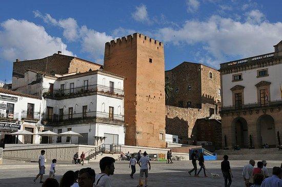 Arco de la Estrella: Moorse toren op de Plaza Mayor