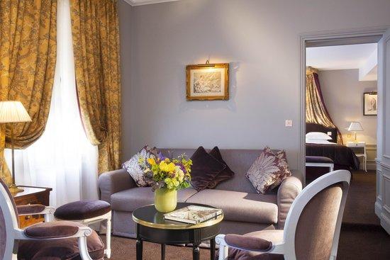 Hotel De Buci by MH : Grande Suite du Maine