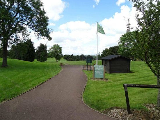 De Vere Staverton Estate: Golf Course