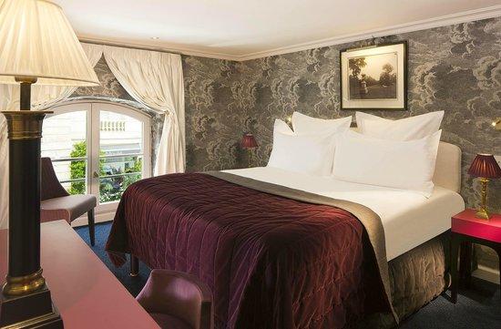 Bourgogne et Montana Hotel by MH : Chambre Classique - La Parisienne