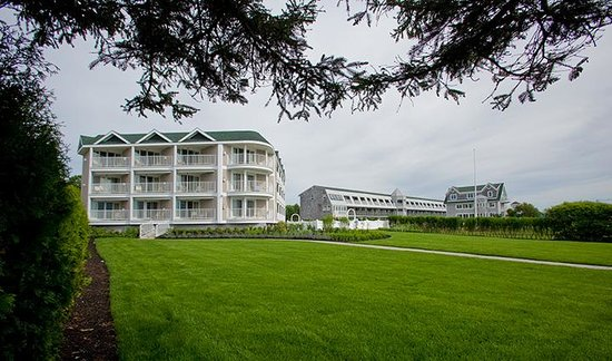 Anchorage Inn: Ocean Suite Exterior
