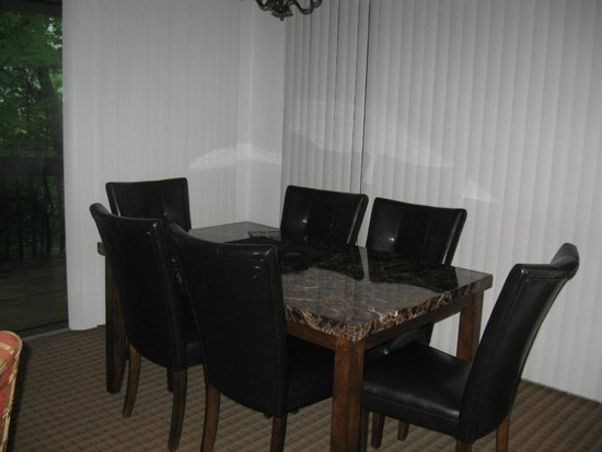Fox Run Resort: Dining Area