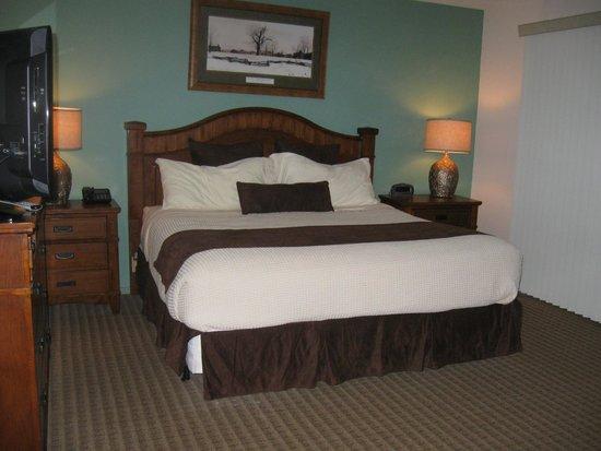 Fox Run Resort: Master Bedroom
