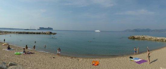 Midi Plage : Mare di Cannes