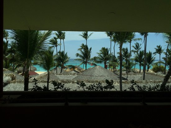 Iberostar Punta Cana : view from the window