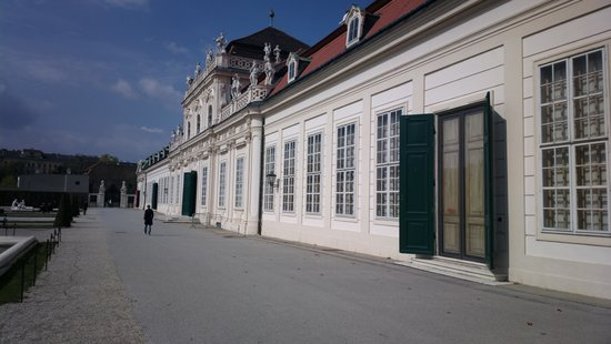 Belvedere Palace Museum: Lower Belvedere