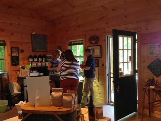 JAVA-GOURMET Company Store: Travel Writer Brandon Sousa visits Java Gourmet