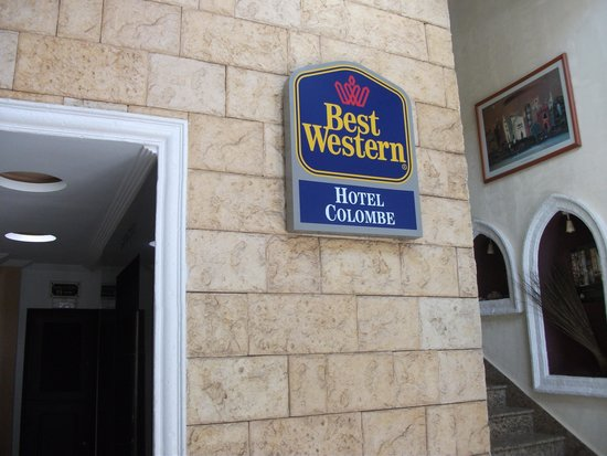 Best Western Hotel Colombe: Hotel Colombe